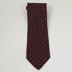 Giorgio Armani Cravatte Vintage Silk Tie